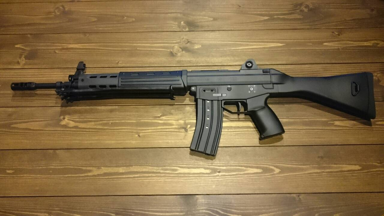 Type 89 Rifle