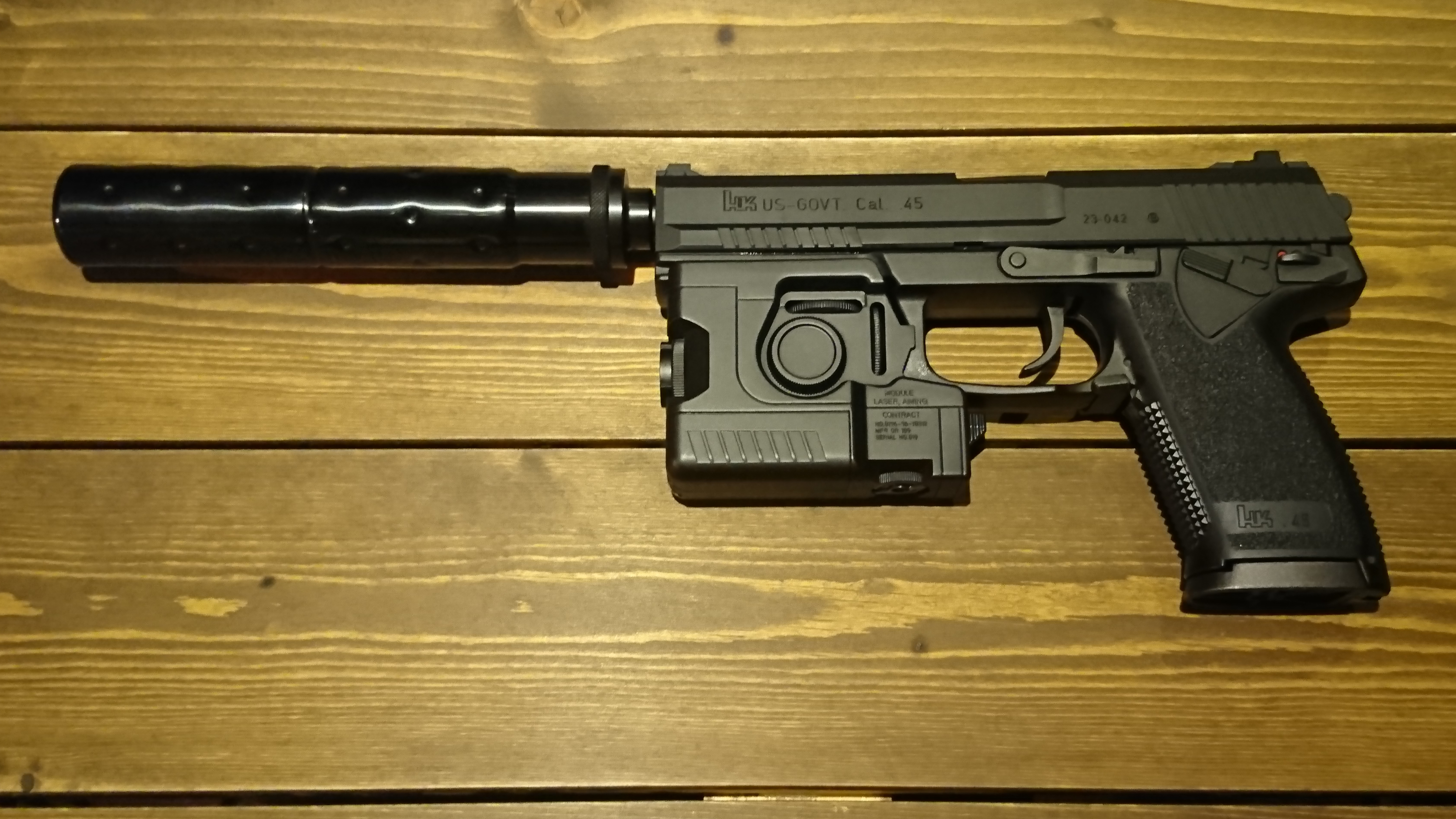 SOCOM Mk23